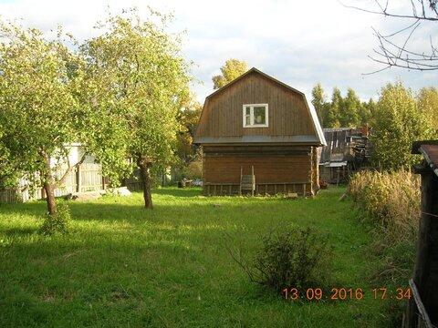 Недостроенный дом в д. Барыбино - Фото 3