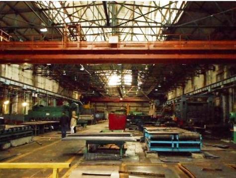 Производственно-складской комплекс 10 700 м2 в Подольске, Железнодорож