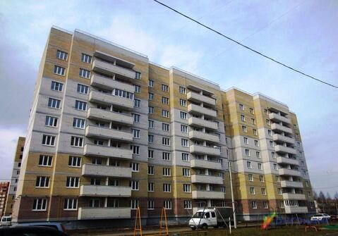 1-комн. квартира в новом сданном доме. ул. Бабича 3а - Фото 1
