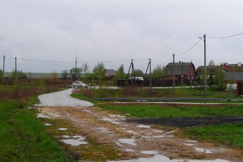 Земельный участок в д. Горностаево - Фото 3