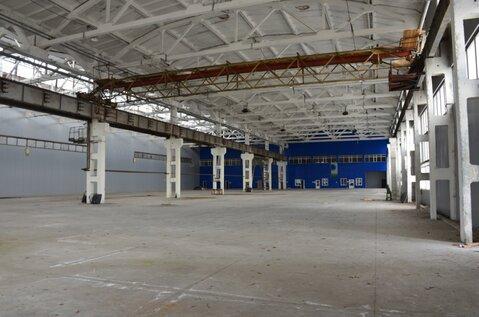 Продам производственно-складскую площадку 58 500 кв.м. - Фото 1