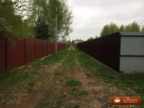 Продается земельный участок, Воровского, 6 сот - Фото 1
