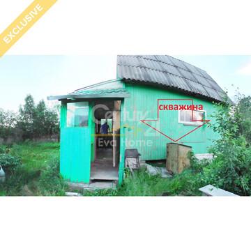Продается дом, баня, земельный участок в к/с в п. Растущий - Фото 4