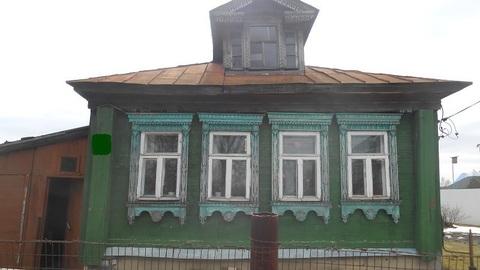 Продаётся жилой дом с земельным участком в деревне Орехово-Зуевского р - Фото 1