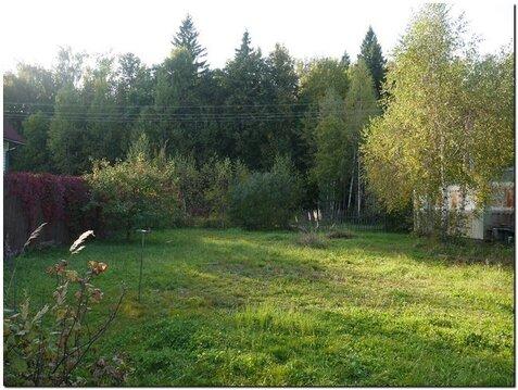 Прекрасный участок 6 соток на опушке лес рядом с Троицком ! - Фото 1