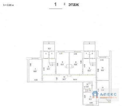 Аренда офиса 166 м2 м. Юго-Западная в жилом доме в Тропарёво-Никулино - Фото 2