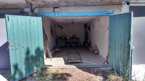 Каменный гараж на ул.Горпищенко. - Фото 2