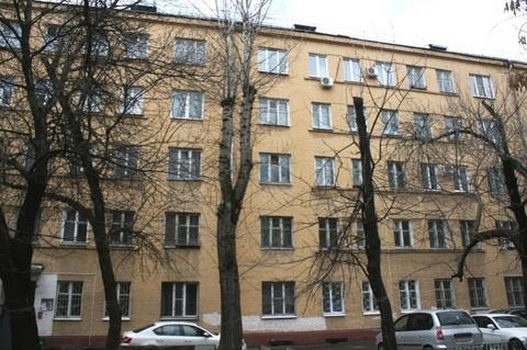 Комната в среднем состоянии, в 7ми минутах пешком от ст.м. Шаболовская - Фото 2