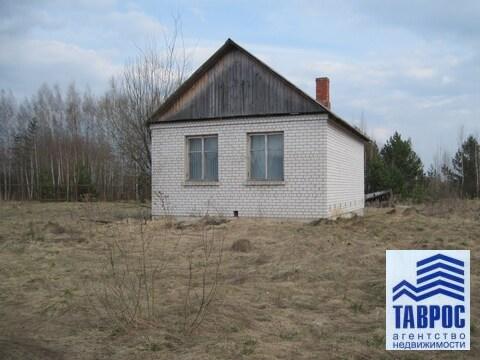Крепкий кирпичный дом вблизи озера Великое - Фото 1