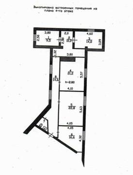 Продается коммерческое помещение 112 кв м в центре Выборга - Фото 2