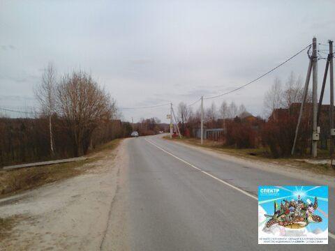 Участок Чехов, Симферопольское шоссе, д. Ваулово, ИЖС, 10 соток. - Фото 2