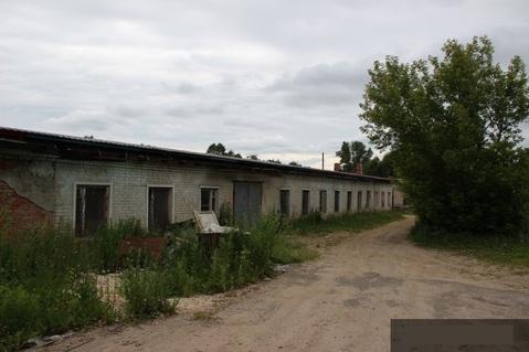 Здание производственного назначения площадью 1633,5 м2, с прилегающим - Фото 5