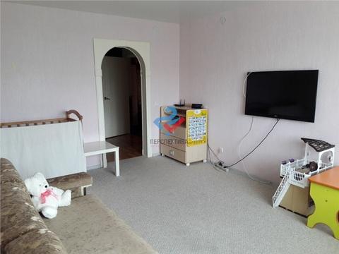 Квартира 42м2 с 2 лоджиями по адресу Зеленогорская 13 - Фото 3
