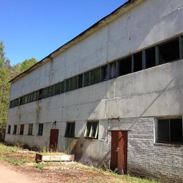 Здание 540 кв.м. в Выборге по Балашовскоум шоссе - Фото 1