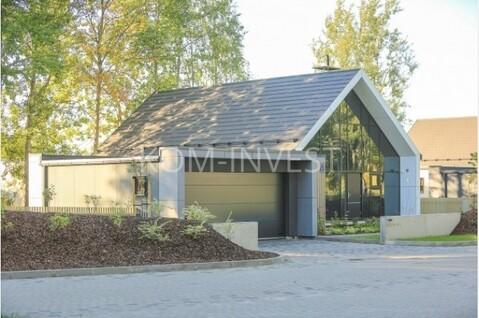 Одноэтажный новый дом в Салиене - Фото 1