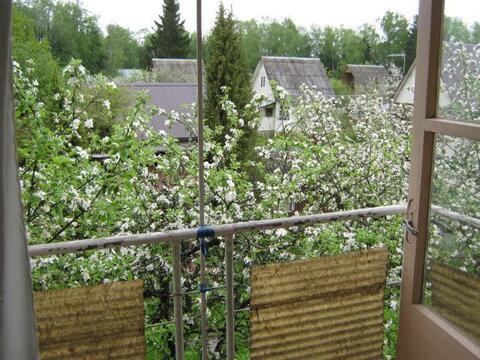 Уютная дача, участок сад 6 соток, баня. 38 км. от МКАД - Фото 5