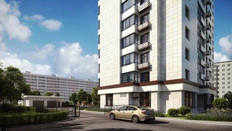 1-комн. квартира 39,45 кв.м. в доме комфорт-класса ЮВАО г. Москвы - Фото 4