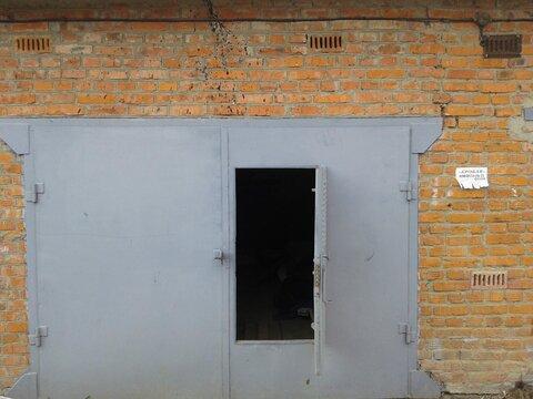 Капитальный гараж в г. Ожерелье, ГСК «Нива» - Фото 1