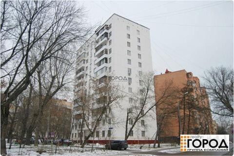 Г. Москва, ул. Короленко, д. 9к2. Продажа однокомнатной квартиры. - Фото 1