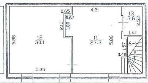 Прибыльное инвест-вложение: офис с долгосрочными арендаторами, 238м2 - Фото 5