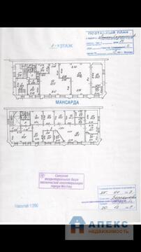 Аренда помещения 550 м2 под офис, банк м. Белорусская в особняке в . - Фото 1