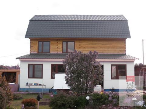 Деревянный дом - Фото 1
