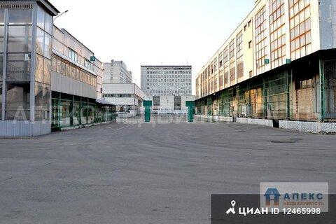 Аренда помещения пл. 2000 м2 под склад, м. Домодедовская в складском . - Фото 5