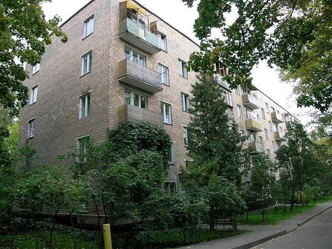 -ком квартира по адресу: г. Москва, ул. Малая Филевская, д. 8, корп. 2 - Фото 1