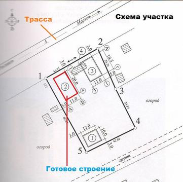 Здание свободного назначения на 30и сотках на Калужском шоссе. - Фото 3