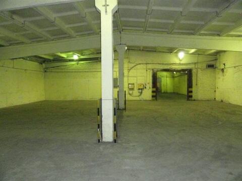 Сдам производственное помещение 1664 кв.м, м. Московская - Фото 4