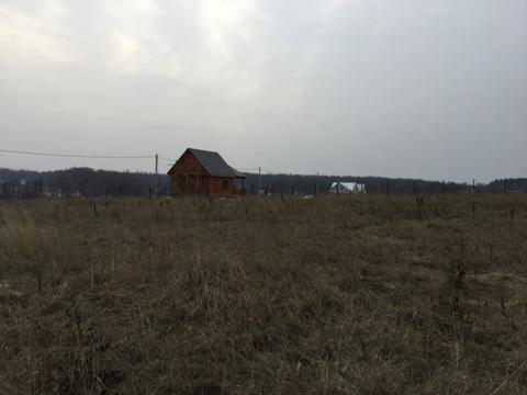 25 соток пос.Шарапово Чеховского района - Фото 3