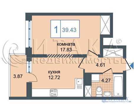 Продажа квартиры, Дунайский пр-кт.