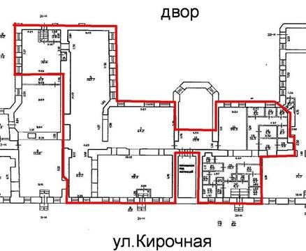 Торговое помещение 446,8 кв.м. Кирочная ул, д. 24 - Фото 2