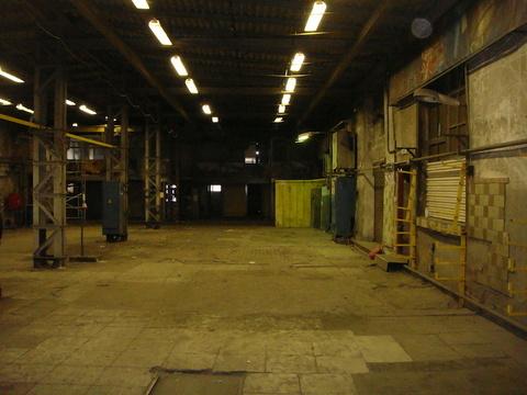 Сдается склад 611 кв.м 1этажное здание м.Шелепиха 10 м.пешком - Фото 1
