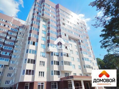 2-комнатная квартира в монолитном доме, пос. Большевик - Фото 1