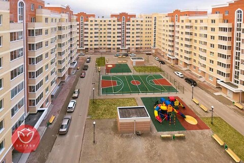 2к квартира 40 кв.м. Звенигород, В. Посад, ЖК Ракитня, пр-д Ветеранов - Фото 1