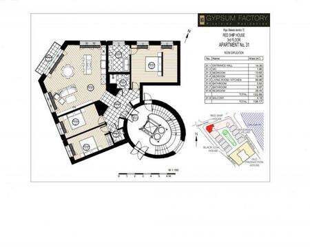 777 000 €, Продажа квартиры, Купить квартиру Рига, Латвия по недорогой цене, ID объекта - 313137545 - Фото 1