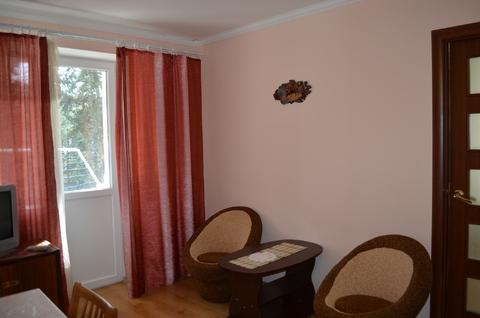 Двухкоматная квартира, Гаспра - Фото 2