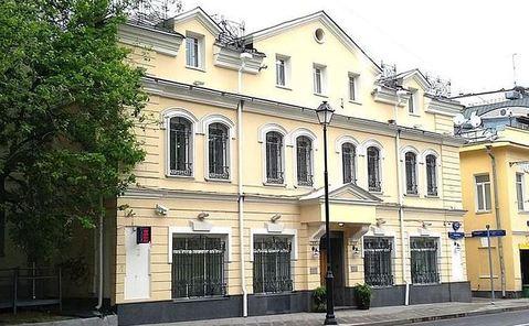 Здание целиком 1042 кв. м, ул. Покровка. - Фото 1