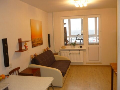 Продажа 1-комнатной квартиры, 25.7 м2, Потребкооперации, д. 38 - Фото 5