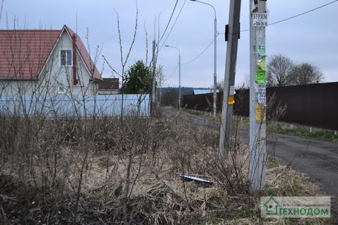 Земельный участок 12 с. Семенково, Москва - Фото 5