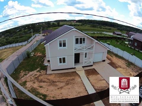 Продается новый дом из бруса в СНТ Машки - Фото 2