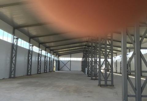 Аренда склада с кран-балкой - Фото 3