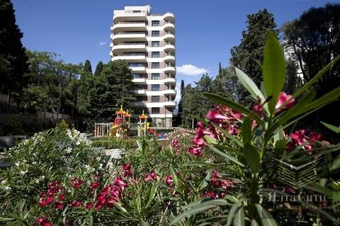 Просторная 4-комнатная квартира в лучшем парке Ялты - Фото 1