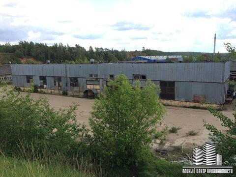 Аренда складских/производственных помещений 960 кв.м, д. Митькино - Фото 5