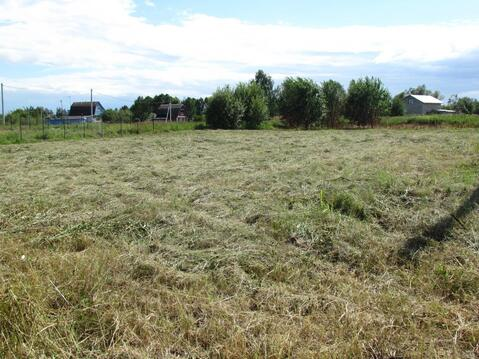 Продается земельный участок в с. Городец Коломенского района - Фото 1