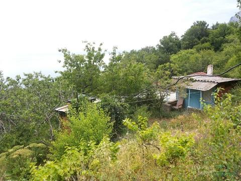Продается участок 6 соток с домом в п. Олива, Большая Ялта - Фото 3