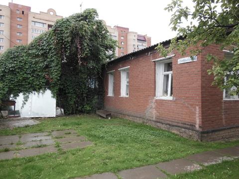 Продается дом 114м2/7сот г. Домодедово ул. Октктябрьская. 7900000р - Фото 1