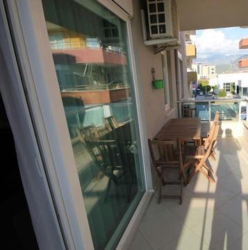 Меблированная квартира 2+1 в новой резиденции в Алании/Оба - Фото 1