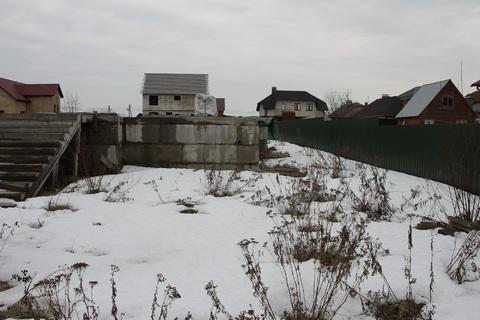 12 соток с фундаментом д. Авдотьино - Фото 3